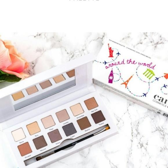 Cargo Other - Cargo Cosmetics Around The World Eyeshadow Palette
